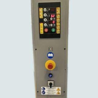 Enfardadora semiautomática