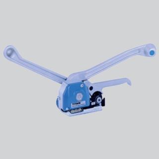 Flejadora manual para plástico o acero
