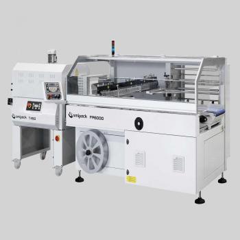 La retractiladora automática full electric funcionan con termosellado y son completamente eléctricas, pueden alcanzar una producción de hasta 7200 paquetes a la hora.